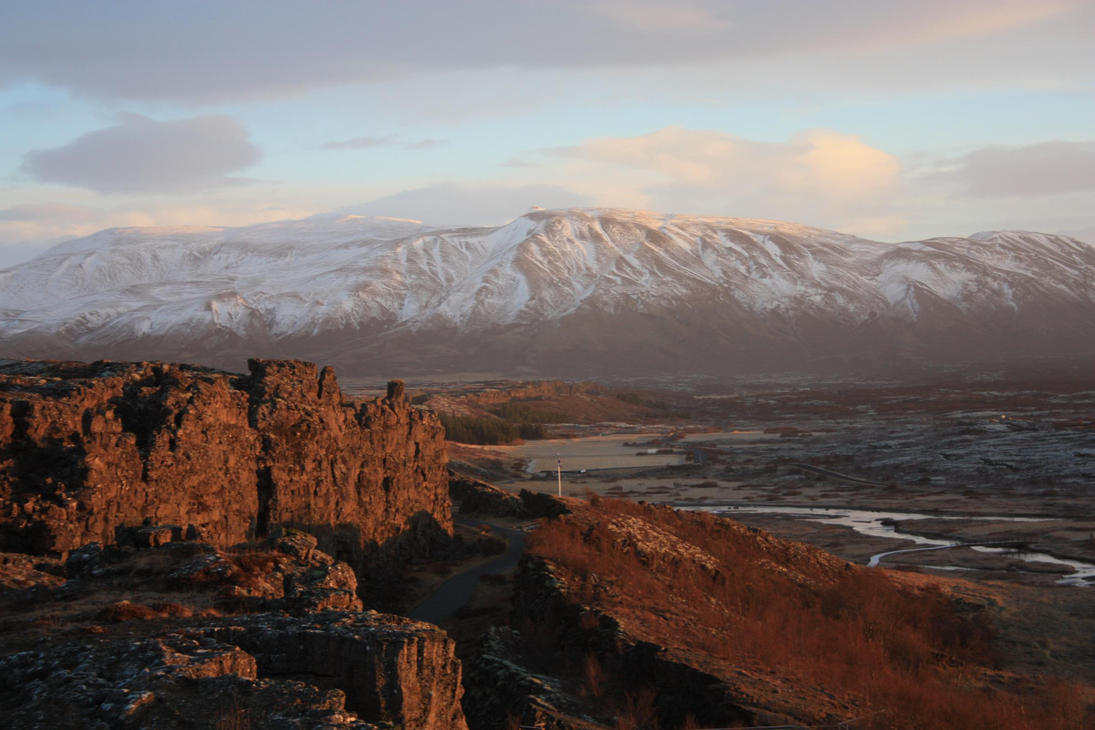 Iceland - Mid Atlantic ridge by GrahamTG