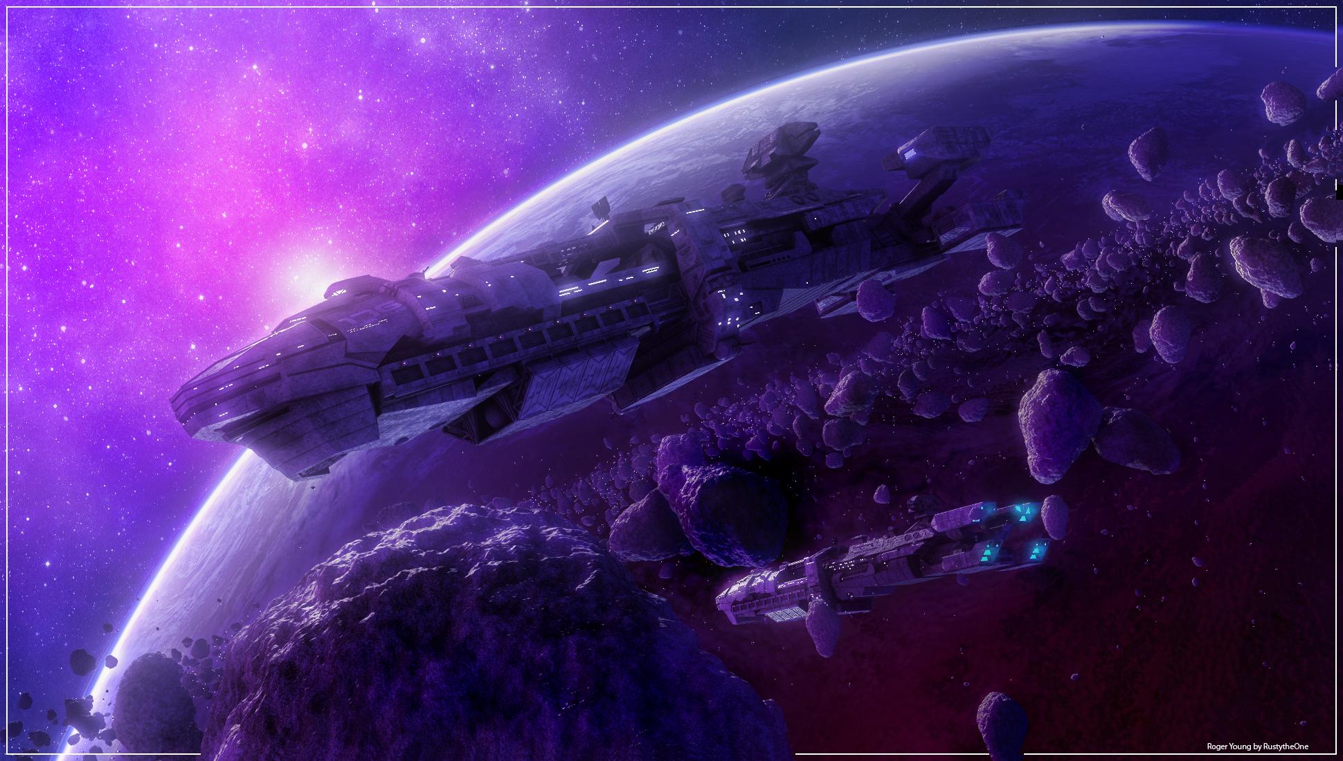 Patrolling Planet Z by GrahamTG