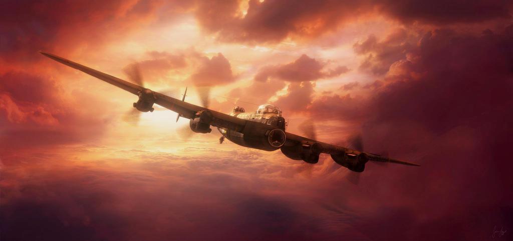 Lancaster by GrahamTG
