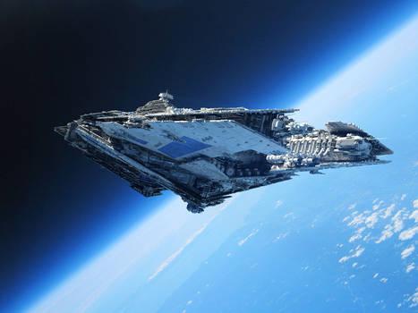 Battle Cruiser by GrahamTG