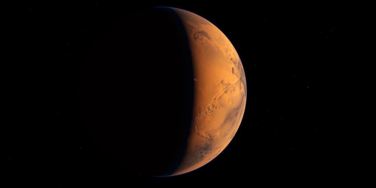 Mars Stock by GrahamTG