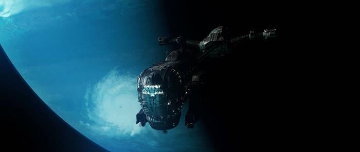 Event Horizon by GrahamTG