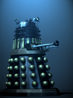 Dalek by GrahamTG