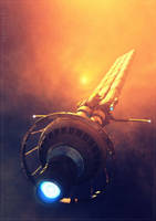 The Cauldron by GrahamTG
