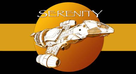 Serenity by GrahamTG