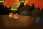 pumpkin hill by s-m-o-l