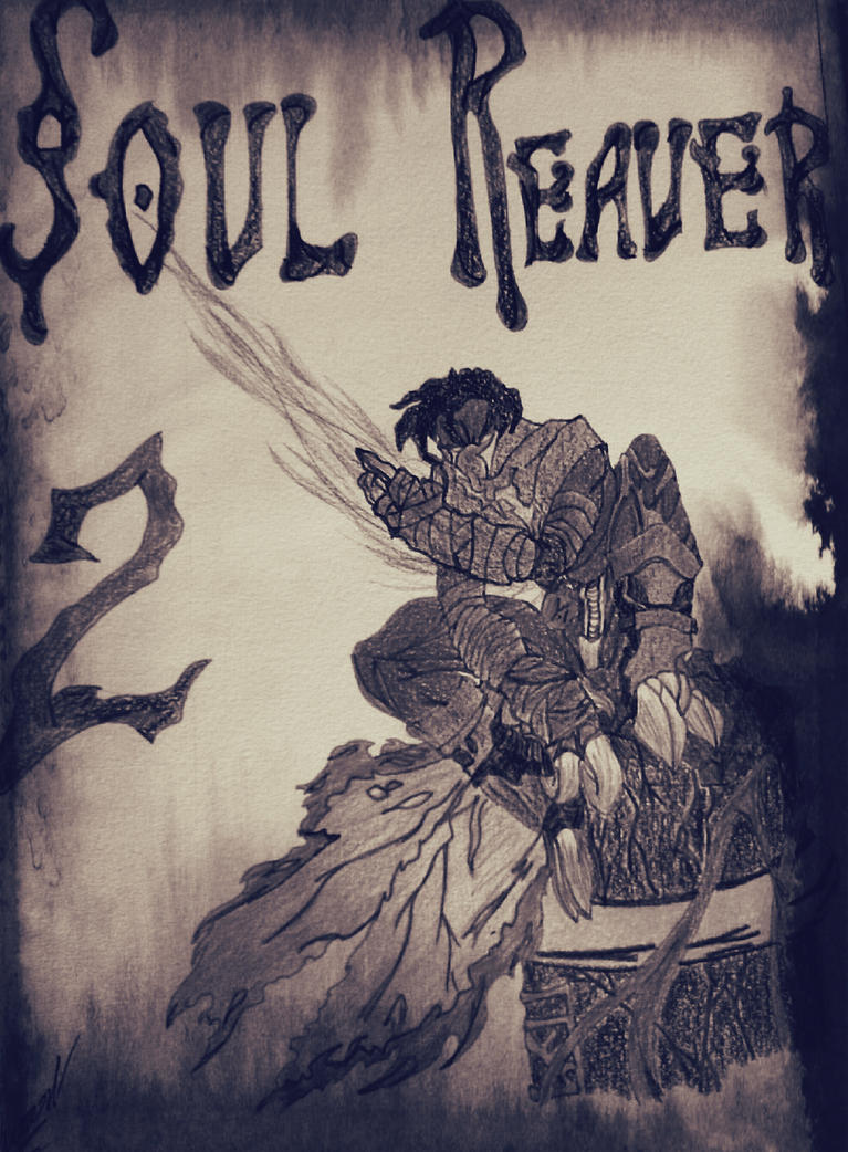 Soul Reaver 2 by Wednesday-thirteen