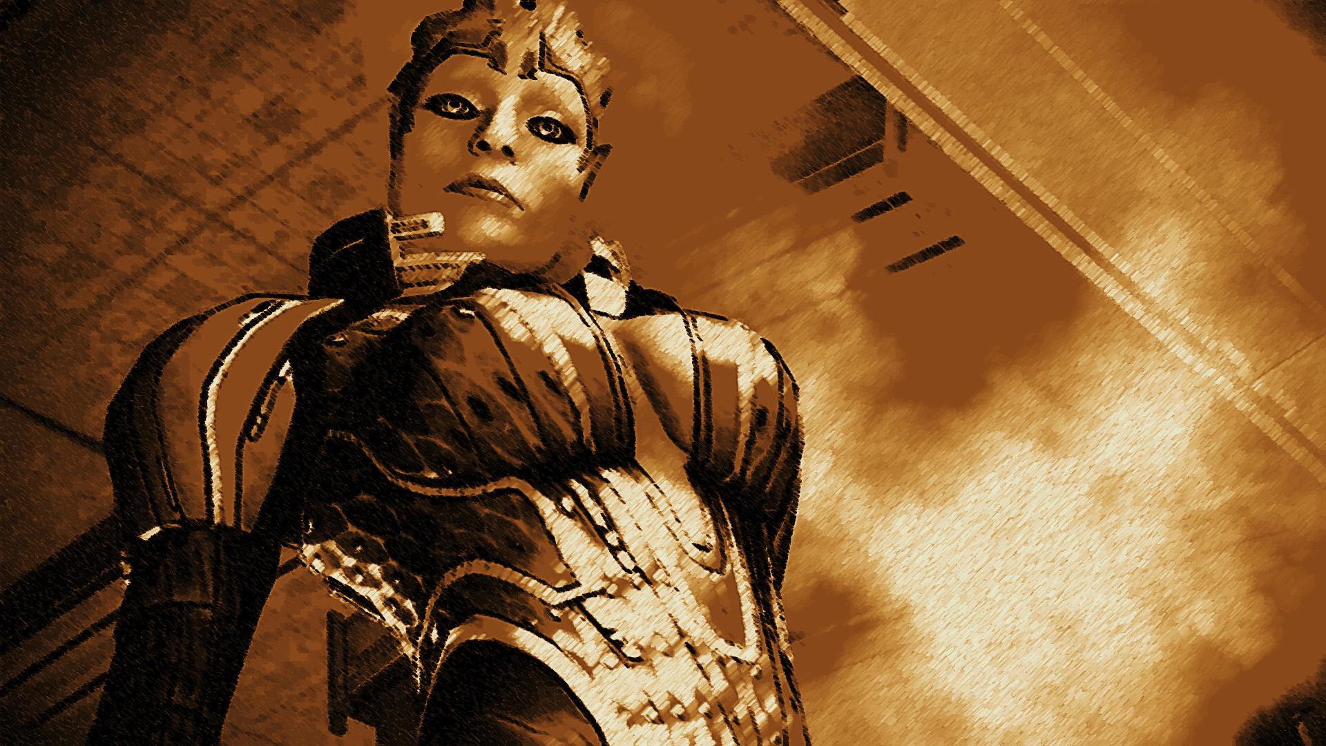 Mass Effect 3: Samara 1 by Lootra