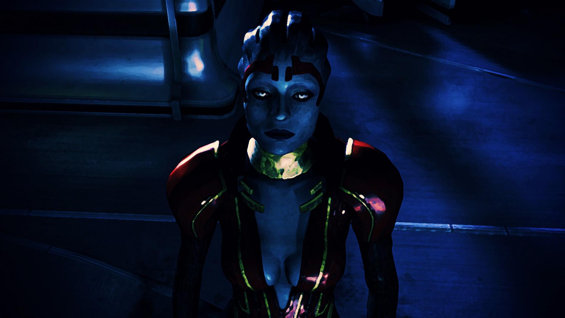 Mass Effect 3: Samara 2 by Lootra
