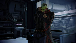 Mass Effect 3: Thane and Jack