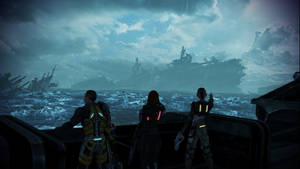ME3: Loose lips sink ships...or was it Reapers?