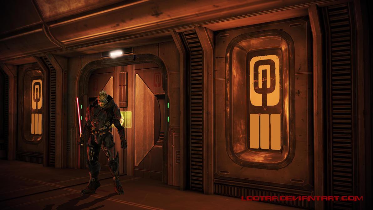 Mass Effect: Darth Garrus by Lootra