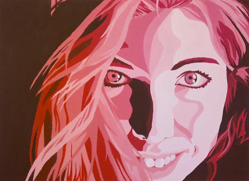 Color Theory Monochromatic Portrait By EteRnAl SiNn
