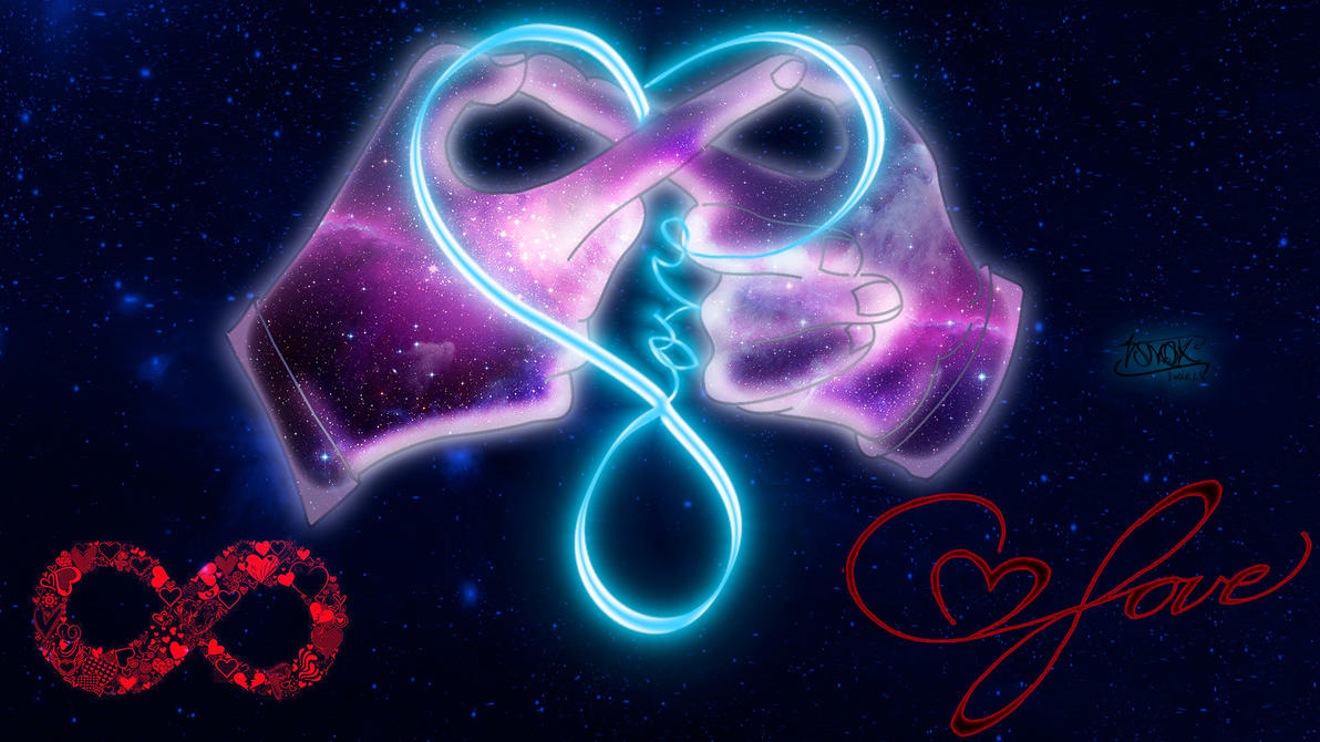 INFINITE LOVE by Tsnok on DeviantArt