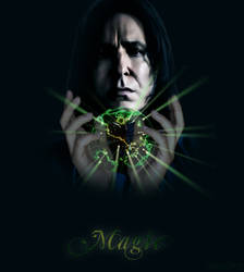 Magic by Monday-----AR