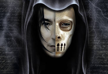 Severus Snape - Death Eater by Monday-----AR