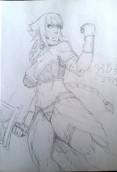Character sketch 5