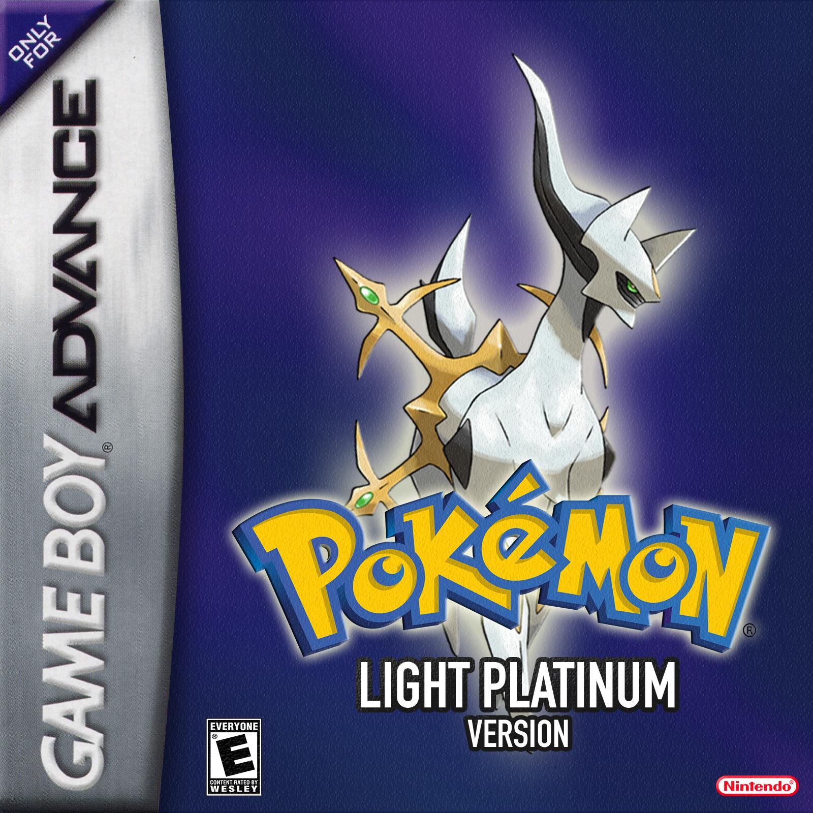 Pokemon light platinum Rom Download english