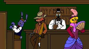 Fnaf Old West 1