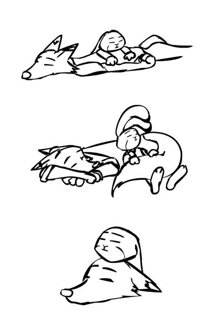 Laziness by hykez87