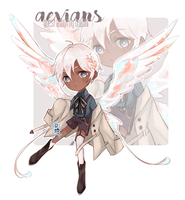 Aevian Guest Adopt Auction [CLOSED] by douNAI