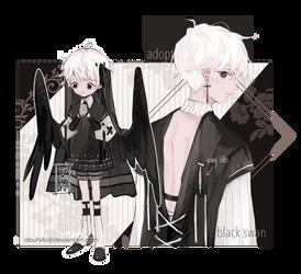 Black Swan Adopt [Flat Price] [CLOSED] by douNAI