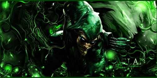 Gladounet est lààààà Green_arrow_by_ti_guy_bow-d7r26md