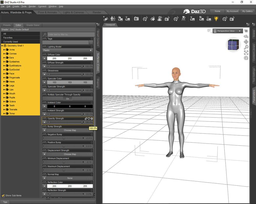 Quick bodysuit tutorial 05 by Nicklaos