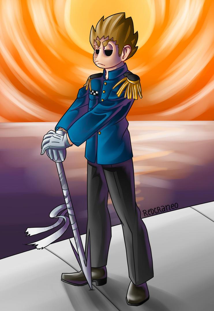 Tom Blue Leader by MissSkull
