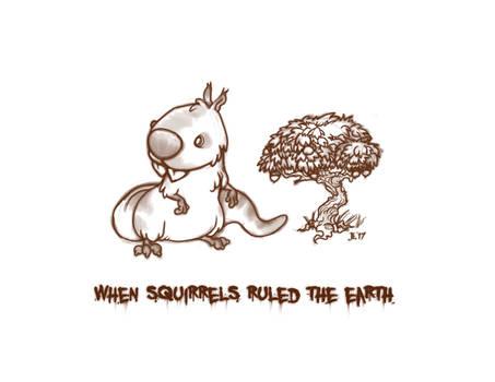 Prehistoric Squirrel