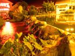 Red pond by DrakeIgnazio