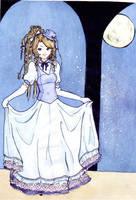 Tsuki, la mujer de Luna by Nit-chan