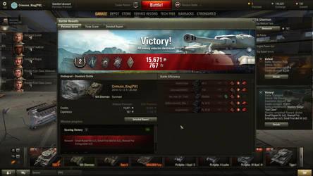 Sherman 105mm Howitzer (derp) Cannon