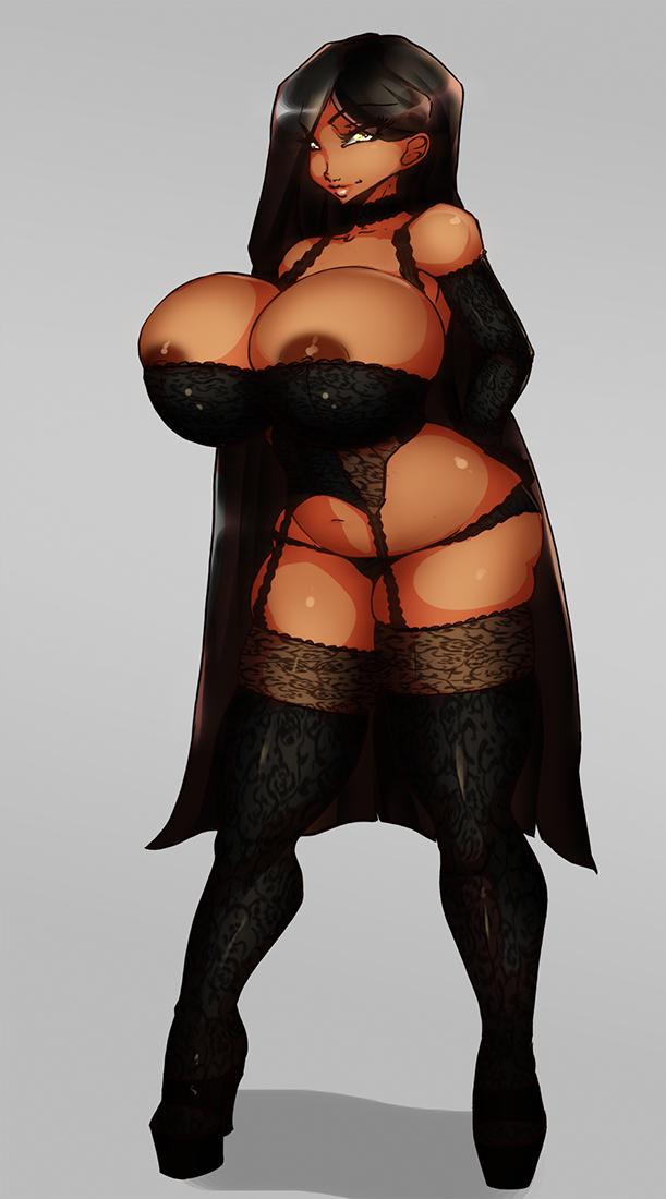 Comm Natasha by DarkestMbongo