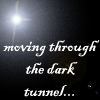 Dark Tunnel by RainOnMySkin