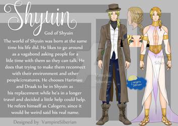(Shyuin) Shyuin - Calogero