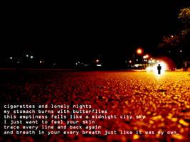 Midnight City Sky_