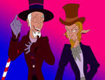 Double Wonkas by unicorn-skydancer08