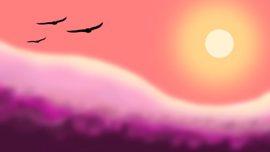 Background Practice 7 by unicorn-skydancer08