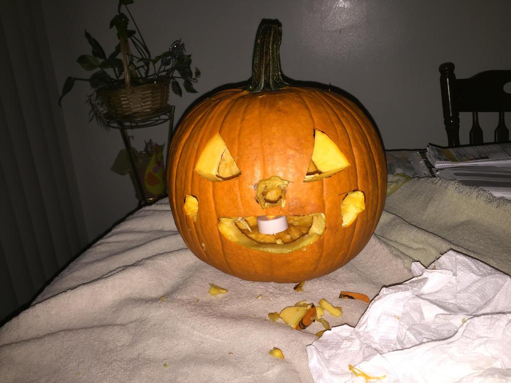 Great Pumpkin 3 by unicorn-skydancer08