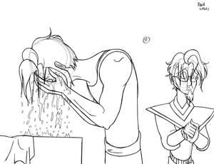 Washing Up PIP