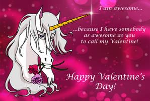 2019 Valentine by unicorn-skydancer08