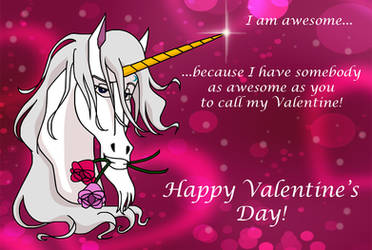 2019 Valentine by unicorn-skydancer08