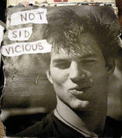 Not Sid Vicious