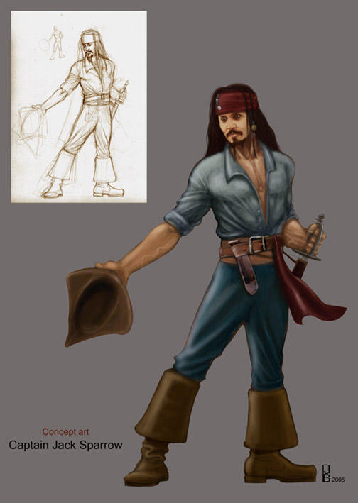 Captain Johnny