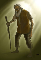 Old-man concept