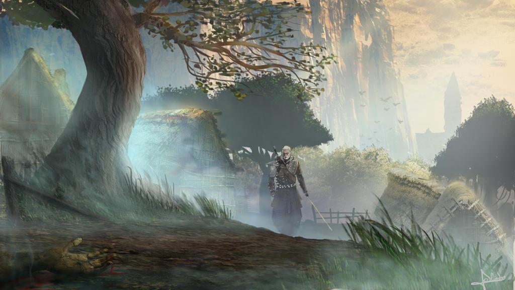 Fan Art The Witcher 3 By Pelindor On DeviantArt
