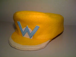 Toddler WARIO Hat by tacksidermia