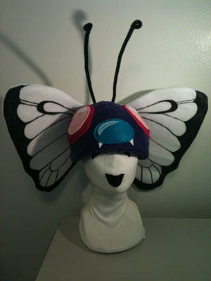 BUTTERFREE Hat by tacksidermia