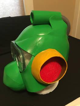 Mega Man 2 Bubble Man Helmet
